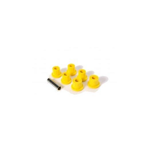 Полиуретановые втулки рессоры Оme (к-кт) для Мitsubishi L200 long (ome, omesb38)