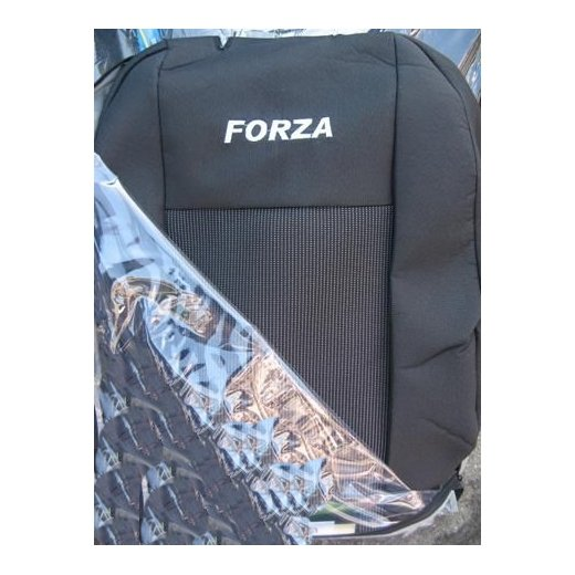 Чехлы на сиденья АВ-Текс Zaz Forza
