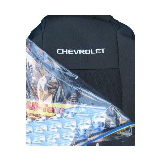 Чехлы на сиденья АВ-Текс Chevrolet Aveo Sedan I-II-III