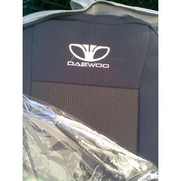 Чехлы на сиденья АВ-Текс Daewoo Lanos ( с буграми)