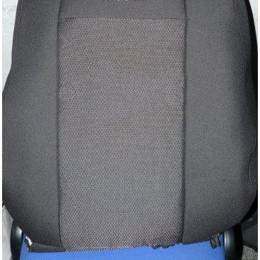 Чехлы на сиденья АВ-Текс Nissan Almera (с буграми)