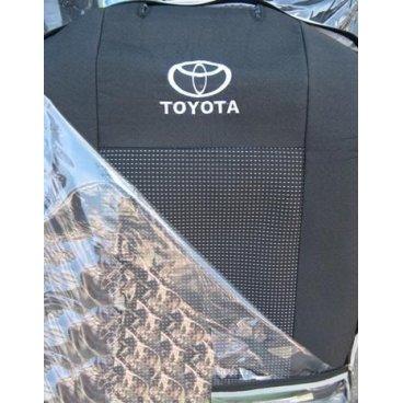 Чехлы на сиденья АВ-Текс Toyota Corolla до 2013 г.