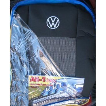 Чехлы на сиденья АВ-Текс Volkswagen Jetta c 2012 г.