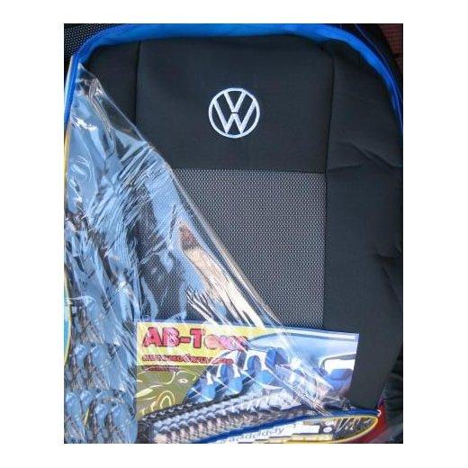 Чехлы на сиденья АВ-Текс Volkswagen Polo c 2010 г.