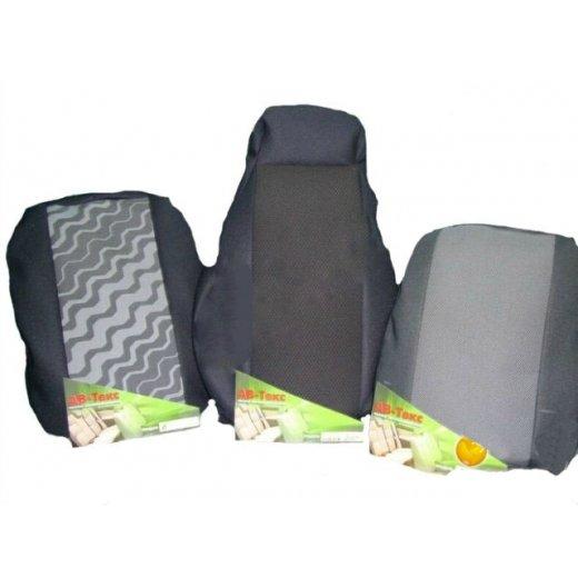 Чехлы на сиденья АВ-Текс Универсальные майки к-кт (перед и зад)
