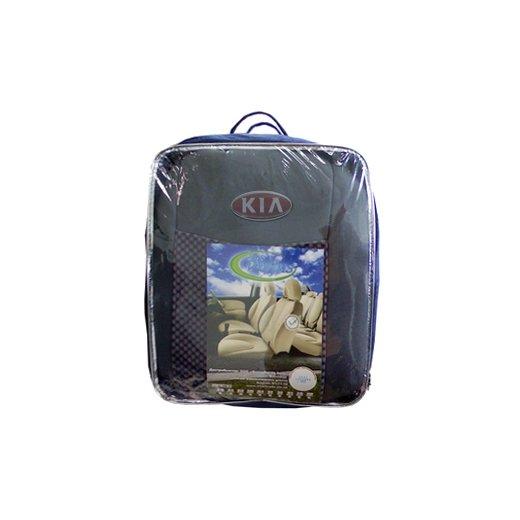 Чехлы на сиденья Virtus Kia Rio Sedan 2009-2011 г.
