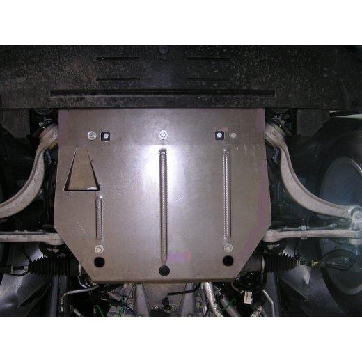 Защита картера Kolchuga, КПП Jaguar XJ6 (1.0095.00)