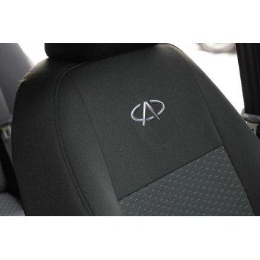 Чехлы на сиденья EMC Elegant Classic Chery Eastar Sedan c 2003-12 г.