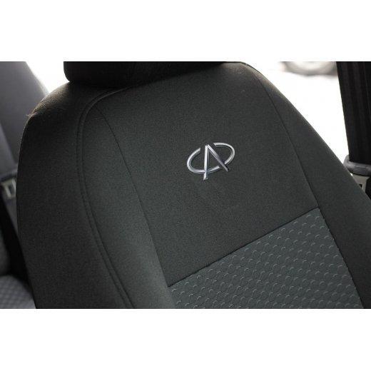 Чехлы на сиденья EMC Elegant Classic Chery Jaggi Sedan с 2006 г.