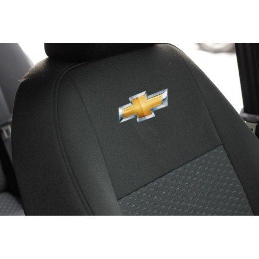 Чехлы на сиденья EMC Elegant Classic Chevrolet Aveo htb-sed (T200) с 2003-08 г.