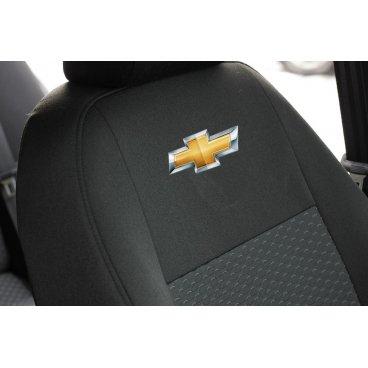Чехлы на сиденья EMC Elegant Classic Chevrolet Lanos с 2005-09 г.