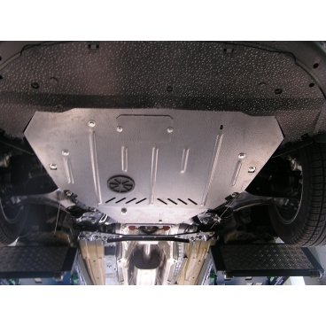Защита картера Kolchuga, КПП Ford S-Max (1.0116.00)