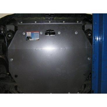 Защита картера Kolchuga, КПП Hyundai Coupe (1.0121.00)