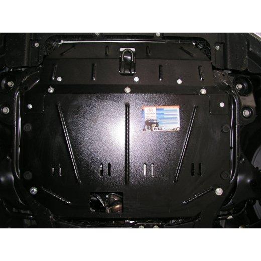 Защита картера Kolchuga, КПП Kia Cerato NEW (1.0122.00)