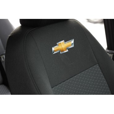 Чехлы на сиденья EMC Elegant Classic Chevrolet Orlando 7 мест с 2010 г.