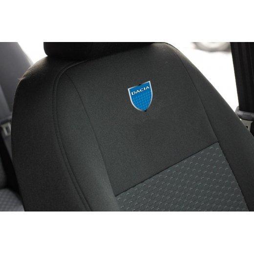 Чехлы на сиденья EMC Elegant Classic Dacia Logan MCV 7 мест цельная с 2006 г.