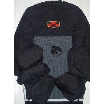 Чехлы на сиденья EMC Elegant Classic Geely МК 2 с 2009 г.