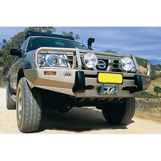 Передний бампер ARB на Nissan Partol GU Series 1,2,3 1998-2004г. (3017030)