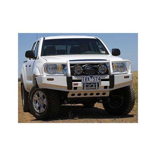 Передний бампер ARB Deluxe на Toyota Tacoma 2005г.→ под лебедку (3423030)