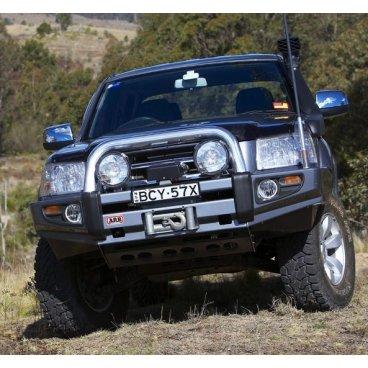 Передний бампер ARB Sahara на Mazda BT-50 2008г.→ (3940030)