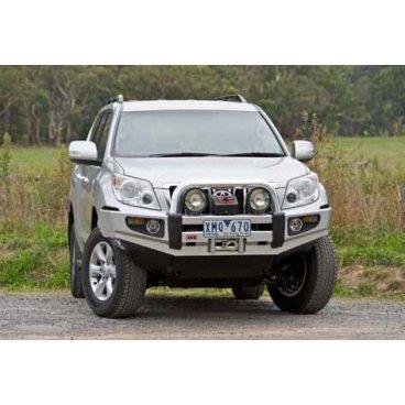 Передний бампер ARB Sahara на Toyota PRADO150 2010г.→ (для авто с передним парктроником) (3921460)
