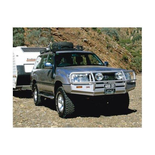 Передний бампер ARB Deluxe на Toyota LC100/105 1997-10/2002г. (3213010)