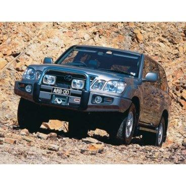 Передний бампер ARB Sahara на Lexus LX470 1997-2007г. (3013060)