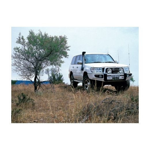Передний бампер ARB Sahara на Toyota LC100/105 1997-2002г. (3913140)