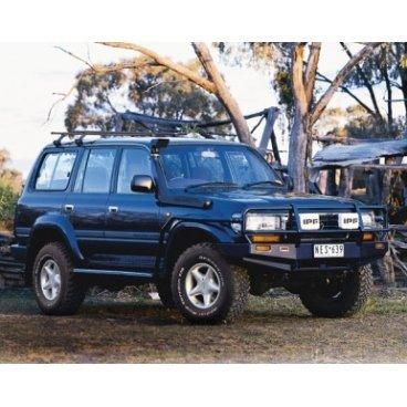 Передний бампер ARB Deluxe на Toyota LC80 1990-1997г. (3211050)