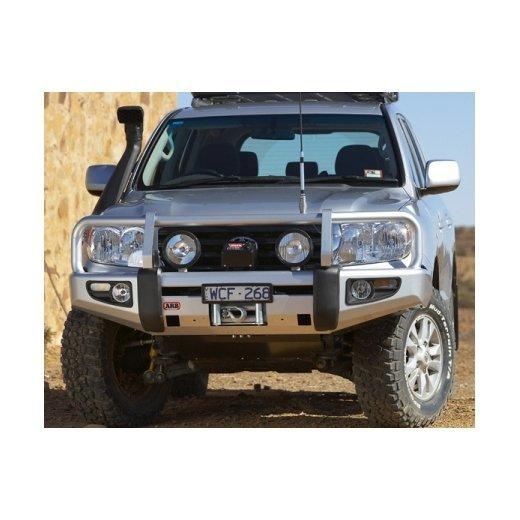 Передний бампер ARB Deluxe на Toyota LC200 2007-2012г. под лебедку (3415110)