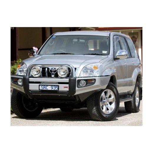 Передний бампер ARB Sahara на Toyota Prado 120 2003-2009 г (3921120).