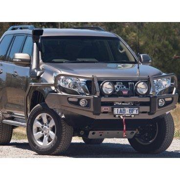 Передний бампер ARB Deluxe на Toyota Prado 150 2013-2014г. под лебедку (3421800)