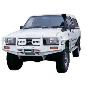 Передний бампер ARB Deluxe на Toyota 4Runner/Suft 1989-1995г. под лебедку. (3414070)