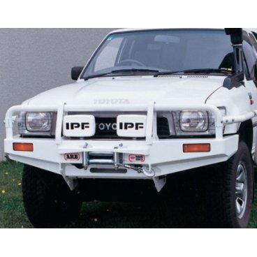Передний бампер ARB Deluxe на Toyota Hilux/Tiger/Vigo 1988-1997г. под лебедку (3414020)