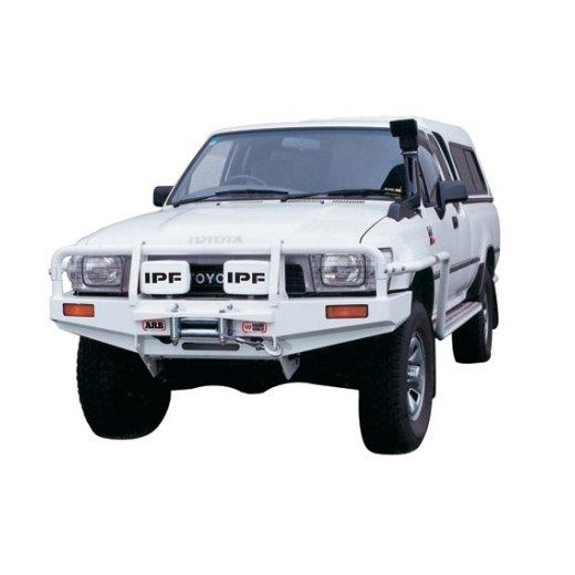 Передний бампер ARB Deluxe на Toyota Hilux/Tiger/Vigo 1988-1997г. под лебедку. (3414070)