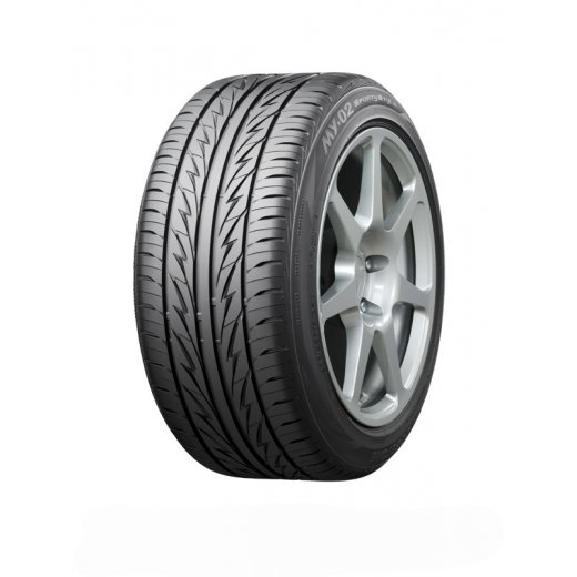Шина Bridgestone MY-02 Sporty Style  91V, 205/55R16