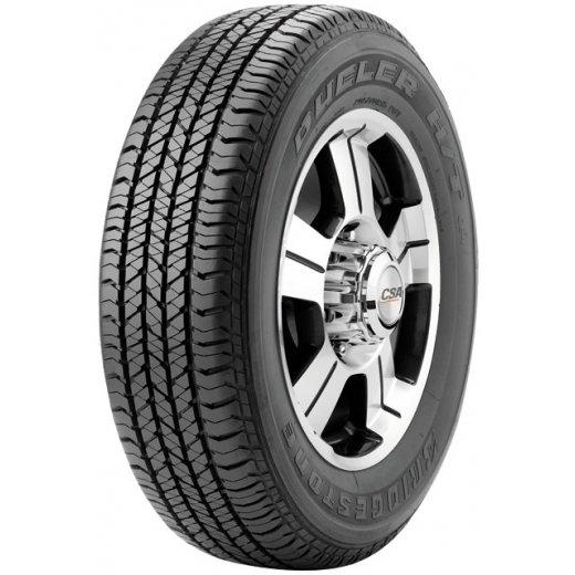 Шина Bridgestone Dueler H/T 684 II 115H TL, 275/60R20