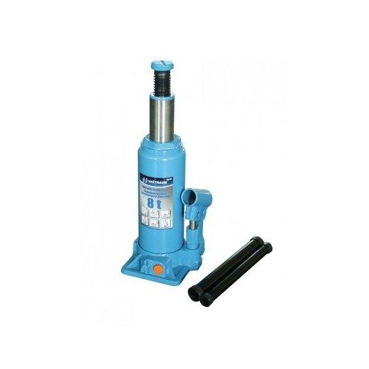 Домкрат гидравлический 8 т Unitraum UN90804 бутылочный