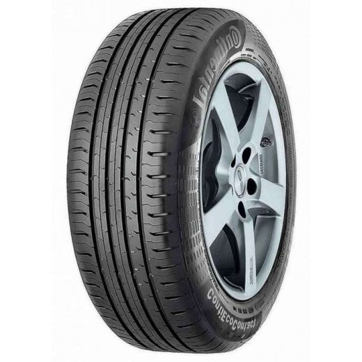 Шина Continental ContiEcoContact 5 84T TL, 185/60R15