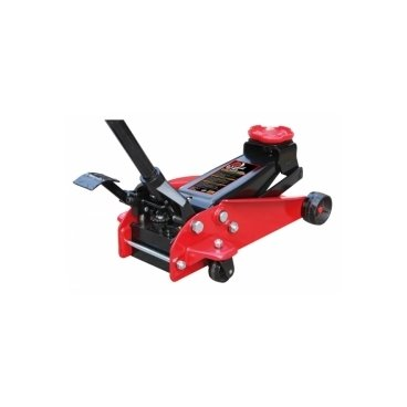 Домкрат подкатной 3 т профессиональный с педалью Torin T83000ET