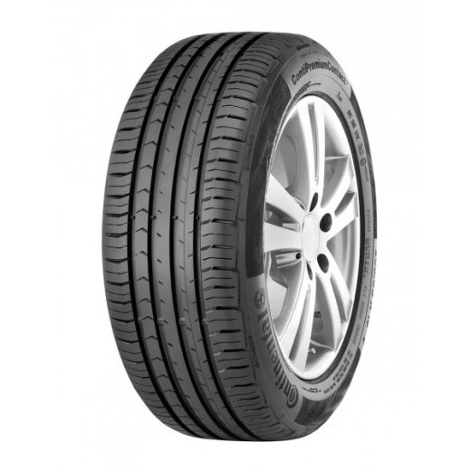 Шина Continental ContiPremiumContact 5 91H TL, 195/65R15