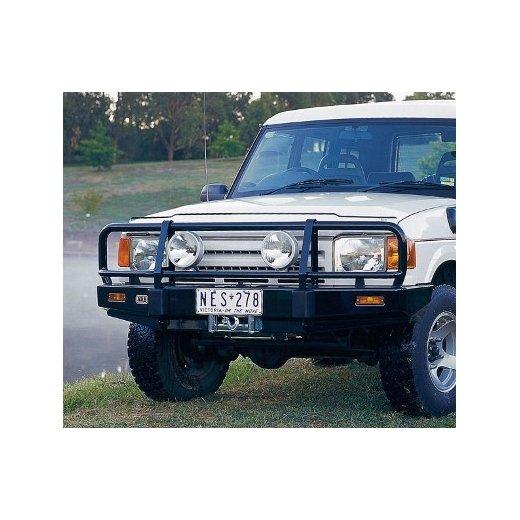Передний бампер ARB Deluxe на Land Rover Discovery I (1989-1998г.) под лебедку (3432080)