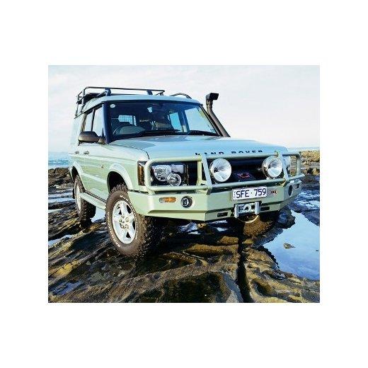 Передний бампер ARB Deluxe на Land Rover Discovery II 2003-2005г под лебедку (3432120)