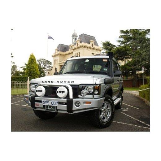 Передний бампер ARB Sahara на Land Rover Discovery II 2003-2005г (3932020)