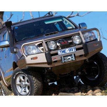 Передний бампер ARB Deluxe на Toyota Hilux/Tiger/Vigo 2005-2011г. без расширителей крыльев (3214300)