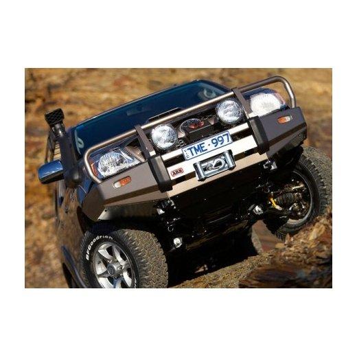 Передний бампер ARB Deluxe на Toyota Hilux/Tiger/Vigo 2005-2011г. под лебедку (3414300)
