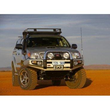Передний бампер ARB Sahara на Toyota Hilux/Tiger/Vigo 2005-2011г. (3914110)