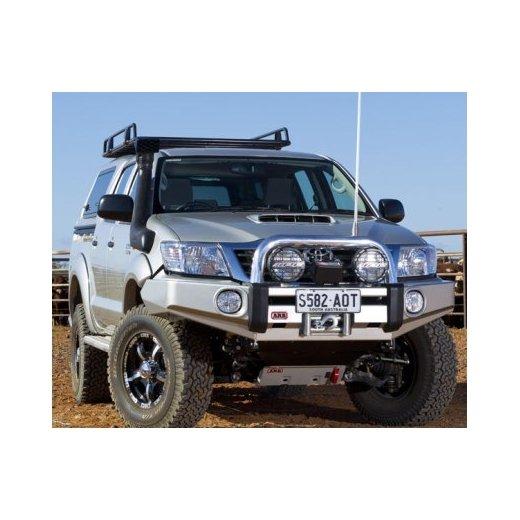 Передний бампер ARB Sahara на Toyota Hilux/Tiger/Vigo 2011-2014г (3914450)