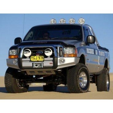 Передний бампер ARB Sahara на Ford F250 2005-2007г (3936020)