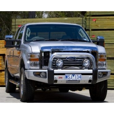 Передний бампер ARB Sahara на Ford F250 2008-2014г (3936150)